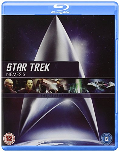 Star Trek 10: Nemesis (Remastered) [Blu-ray] [UK Import]