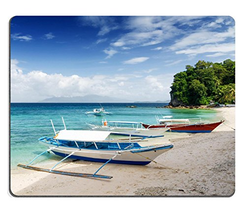 MSD Mousepad IMAGE ID 19806829 Tropical seashore Coron Busuanga island Palawan province Philippines