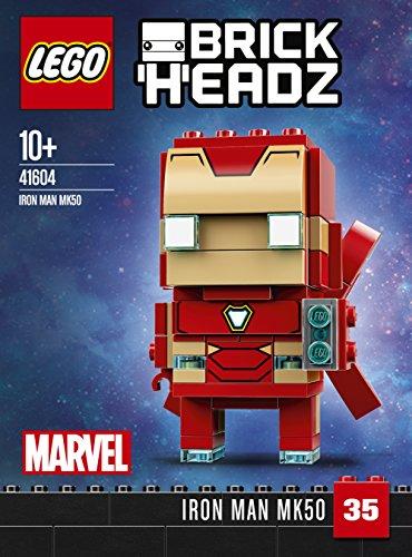 LEGO BrickHeadz - Iron Man MK50 (41604) 5