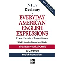 NTC's Dictionary of Everyday American English Expressions (McGraw-Hill ESL References)