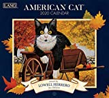 American Cat 2020 Calendar: Includes Downloadable Desktop Wallpaper