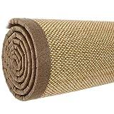 Best La venta de alfombra almohadillas - GUORRUI Alfombra De Bambú Bambú Guay Degradación Temperatura Review