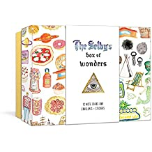 The Selby's Box of Wonders: 12 Note Cards and Envelopes + Stickers