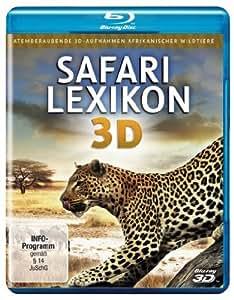 Safari Lexikon 3D [3D Blu-ray]