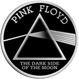 C&D Visionary Pink Floyd TDSOTM 3cm Metal Sticker by C&D Visionary