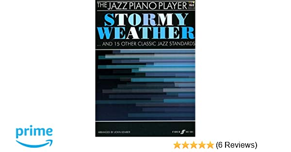 The Stormy Weather Pianocd Jazz Piano Player The Jazz Piano