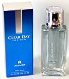 Aigner - Clear Day For Men 100ml AFTERSHAVE