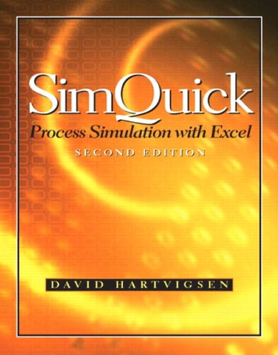 SimQuick with Excel and Software CD Package: AND Excel and Software