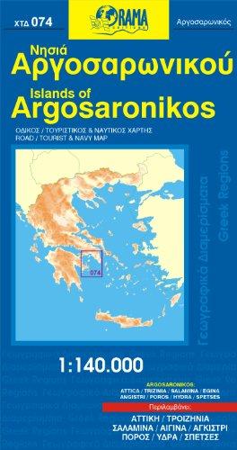 Argosaronic Islands 2009 por Orama Editions