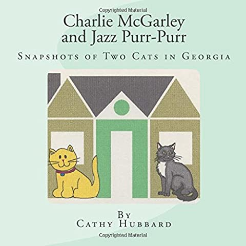 Charlie McGarley and Jazz Purr-Purr: Snapshots of Two Cats in Georgia