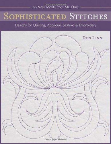 Sashiko-designs (Sophisticated Stitches: Designs for Quilting, Applique, Sashiko & Embroidery (English Edition))