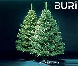 Weihnachtsbaum BURI® mit 930 Spitzen 180cm