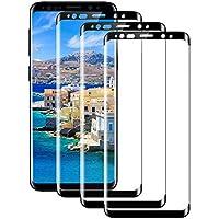 dc182a3026ab09 AYUBMR  3 Pièce Verre Trempé pour Samsung Galaxy S9, 3D Touch Dureté 9H Film