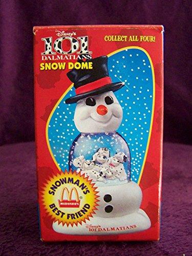 Disneys 101 Dalmations Snow Dome von Mc Donalds