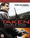 Taken/Taken 2 [Blu-ray] [2008]