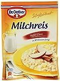 Dr. Oetker Milchreis Apfel-Zimt, 125 g