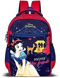 Priority Snow White Pink Casual Backpack|Kid's School Bag