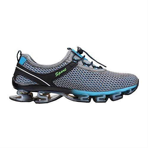 Ben Sports Chaussure de sport pour homme Chaussures de course gris