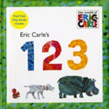 Eric Carle's 123 (The World of Eric Carle)