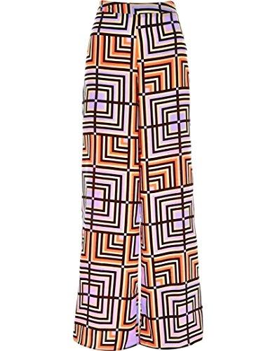 RIVER ISLAND Damen Hose * Einheitsgröße Gr. 36, Mehrfarbig