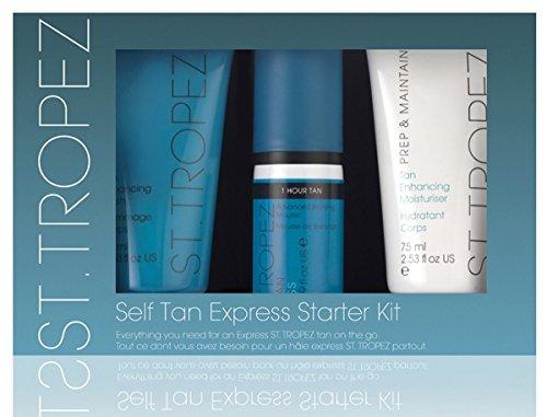 St.Tropez Self Tan Express Starter Kit