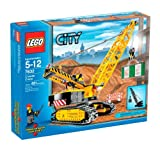 LEGO City 7632 - Raupenkran
