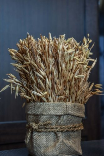 a-sheaf-of-golden-wheat-in-a-rustic-burlap-bag-harvest-journal-150-page-lined-notebook-diary