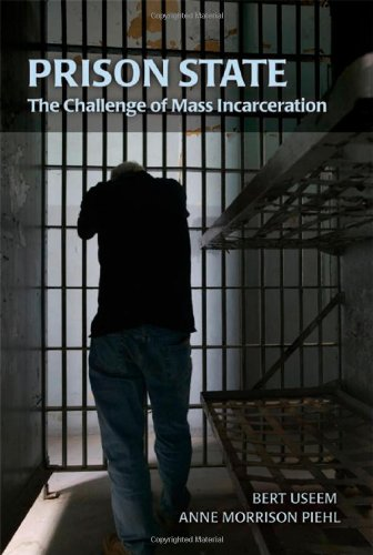 Prison State: The Challenge of Mass Incarceration (Cambridge Studies in Criminology)