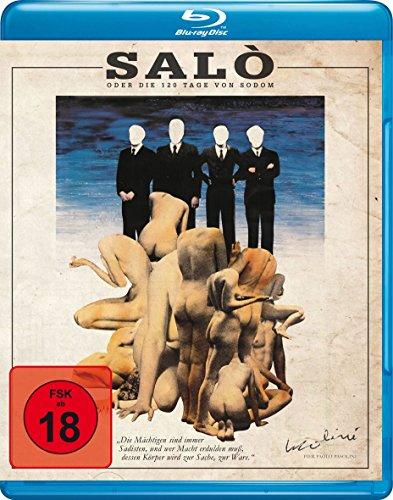 Preisvergleich Produktbild Salo oder die 120 Tage von Sodom [Blu-ray]