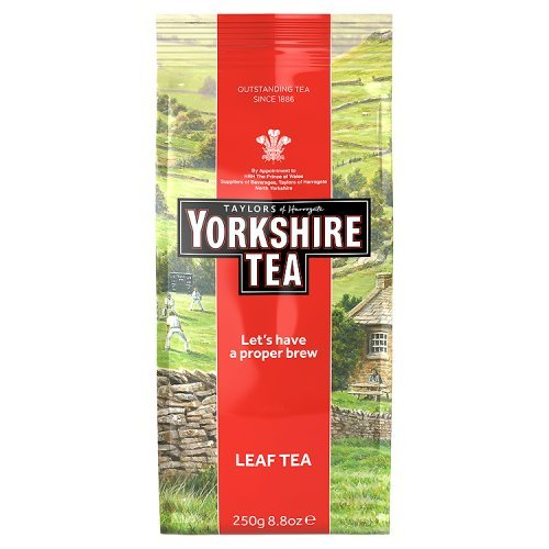 Yorkshire Tea Traditional Loose Tea Leaf, 250g
