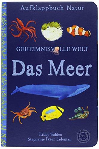 Aufklappbuch Natur - Geheimnisvolle Welt: Das Meer