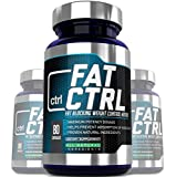 FatCTRL Fat Binder Max Strength Capsules   80 Capsules   100% Natural and Made in the UK   including Chitosan, Green Tea Extract, Green Coffee Bean Extract, Sphaeranthus Indicus Extract, Garcinia Mangostana.   Limited Time Introductory Offer! by Nutral LT