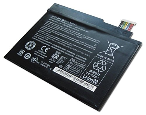 BPX Laptop Battery 3.7v 6800mah/25wh Ap13g3n for Acer Iconia W3-810 Tablet 8' Series