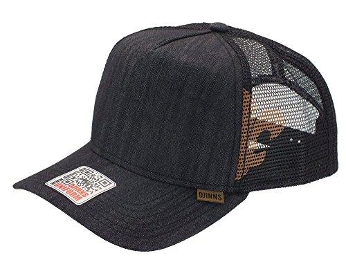 Djinns HFT Padded Jersey X Red Snapback Cap Kappe Neu OSFA One Size Herren Men