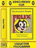Zeichentrick-Parade mit Kater Felix und seinen Freunden