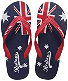 Red Tape Men's  Blue Flip-Flops and House Slippers - 8 UK/India (42 EU) (RFF0204-8)