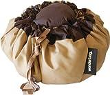 Wonderbag Mijoteuse Portable avec livre de recettes (en anglais)-Kaki/chocolat