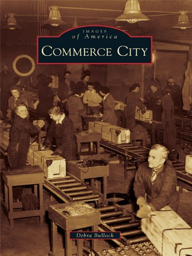 commerce-city-images-of-america-english-edition