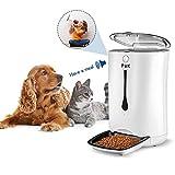 PUPPY KITTY 6.5L Alimentatore Distributore Automatico di Cibo per Cani Gatti Animali Domestici...