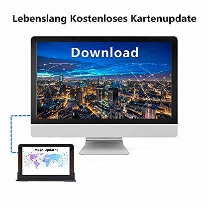 Aonerex-GPS-Navi-Navigation-fr-Auto-LKW-PKW-7-Zoll-8GB-Lebenslang-Kostenloses-Kartenupdate-Navigationsgert-mit-POI-Blitzerwarnung-Sprachfhrung-Fahrspurassistent-2019-Neueste-52-Karten-fr-Europa