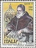 Italia 1919 (completa) MNH 1985 Papa Sisto V. (Francobolli) - Prophila Collection - amazon.it