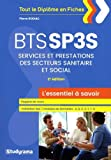 BTS SP3S Services et Prestations des Secteurs Sanitaire et Social : L'essentiel à savoir