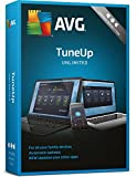 AVG TuneUp 2018 Unlimited - 2 Year Unlimited Devices (PC/Mac/Android)