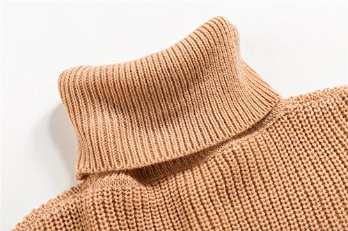COCO clothing - Pull de sport - Cache-cœur - Femme Marron