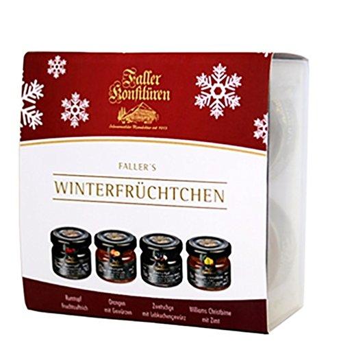 Marmelade aus dem Schwarzwald Faller Geschenkset \'Winterfrüchtchen\'