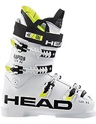 Head Raptor 120S–RS–Botas de esquí, blanco