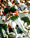 Jim Kiick Super Bowl VI 1972 Action Photo Print (50.80 x 60.96 cm)
