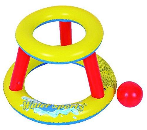 Jilong 579y14 – Jeu Piscine Basket Set Gonflable