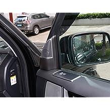 ABS cromado puerta delantera altavoces de sonido de coche para Land Rover Discovery 42009–2016