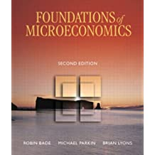 Foundations of Microeconomics, Second Canadian Edition